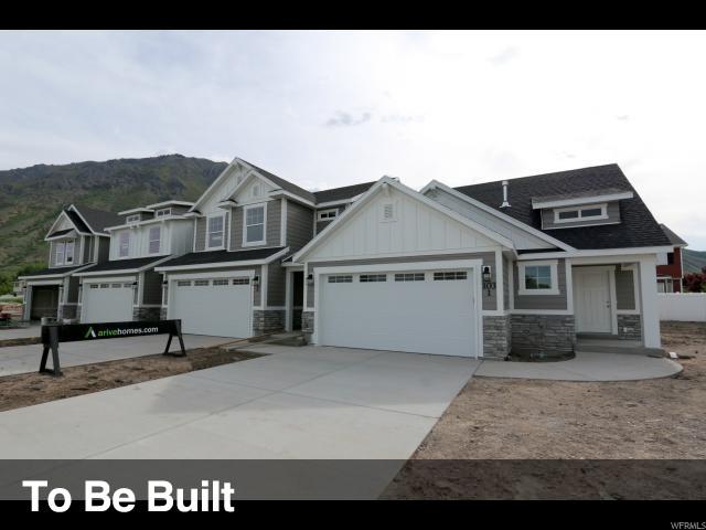 Unifamiliar por un Venta en 103 E 700 N 103 E 700 N Unit: 22 Springville, Utah 84663 Estados Unidos