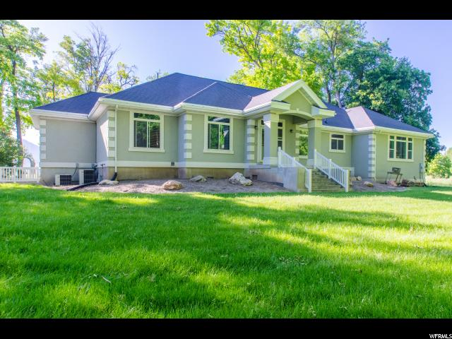Single Family for Sale at 5235 S 2400 W Wellsville, Utah 84339 United States