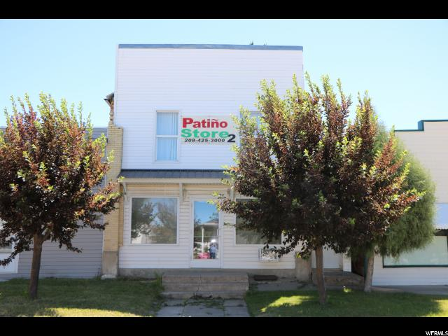 Commercial for Sale at 108 N MAIN Grace, Idaho 83241 United States