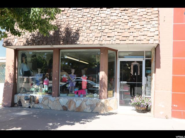 Comercial por un Venta en 74 S STATE Preston, Idaho 83263 Estados Unidos