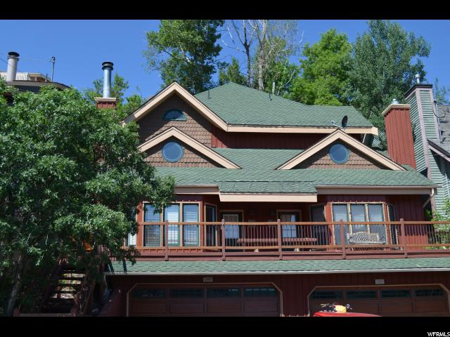 Twin Home for Sale at 249 WOODSIDE Avenue Park City, Utah 84060 United States