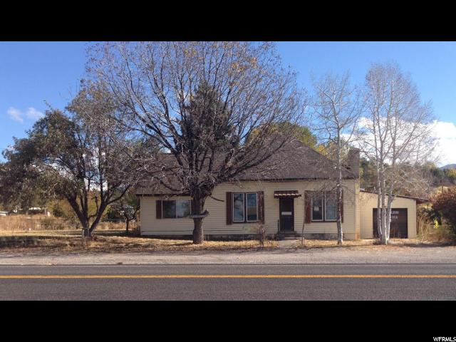 Single Family for Sale at 79 S MAIN Holden, Utah 84636 United States