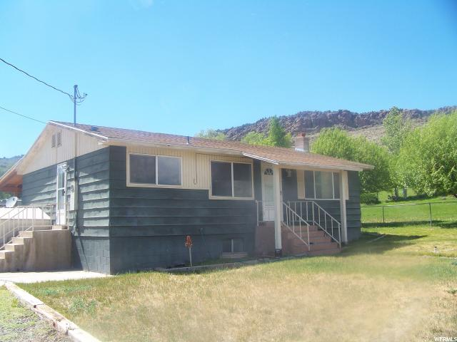 Single Family for Sale at 137 N MAIN MAIN Fremont, Utah 84747 United States