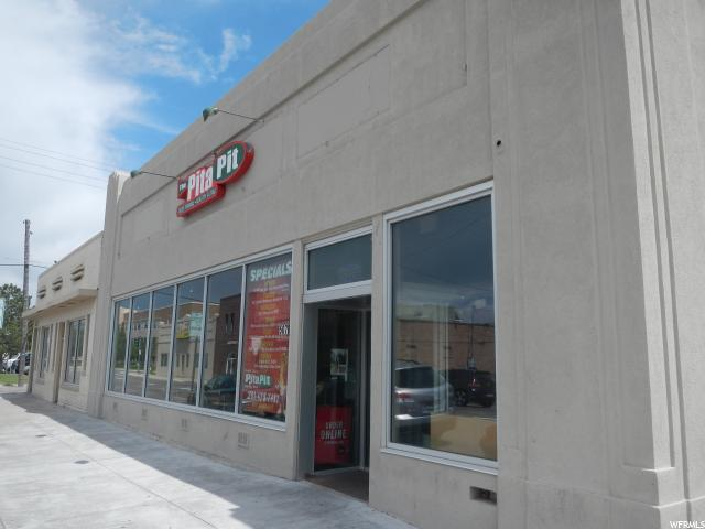 Commercial for Sale at 507 E CENTER Street Pocatello, Idaho 83201 United States