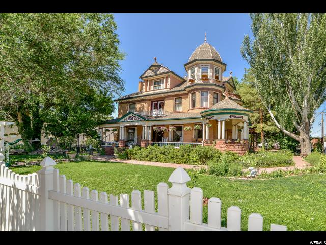 Single Family for Sale at 110 S MAIN 110 S MAIN Nephi, Utah 84648 United States