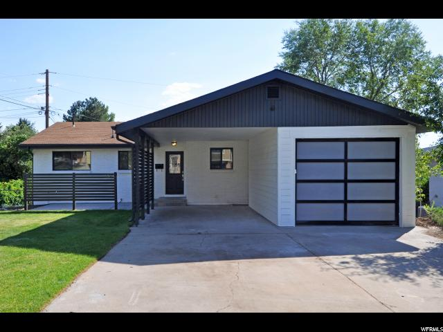 Home for sale at 3364 E Edward Way, Salt Lake City, UT 84124. Listed at 434900 with 5 bedrooms, 3 bathrooms and 2,596 total square feet