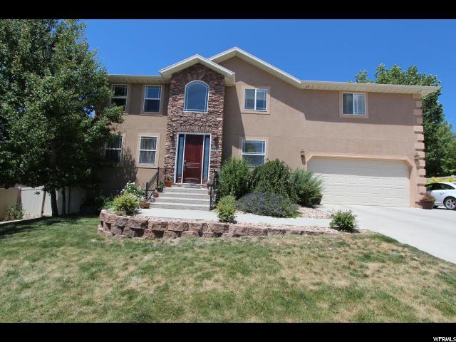 Single Family for Sale at 527 E 1450 N Nephi, Utah 84648 United States