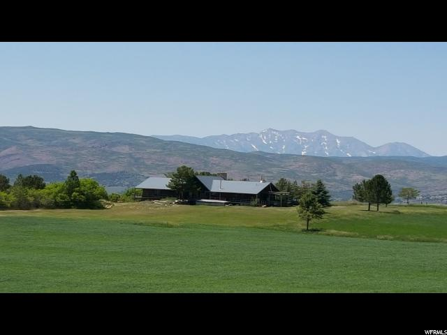 Single Family for Sale at 25850 N CLEMENTS Lane Fairview, Utah 84629 United States