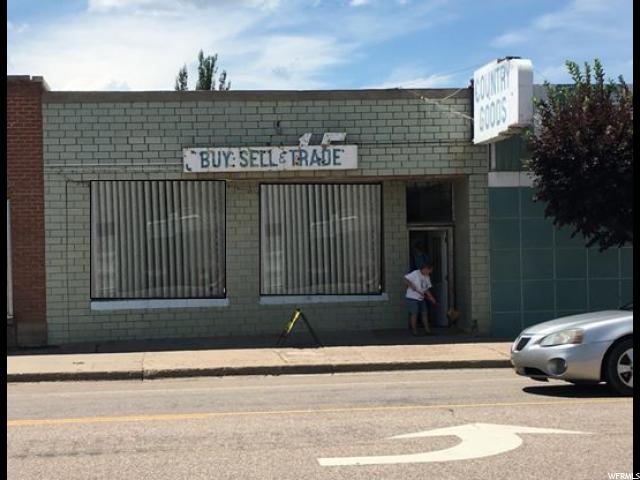 Commercial for Sale at 12 S MAIN Street Grace, Idaho 83241 United States