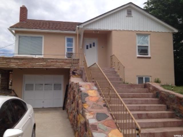 Unique la famille pour l Vente à 145 E 300 N Orangeville, Utah 84537 États-Unis