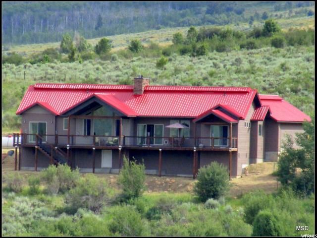 Unique la famille pour l Vente à 311 DERRICOTT Lane Montpelier, Idaho 83254 États-Unis