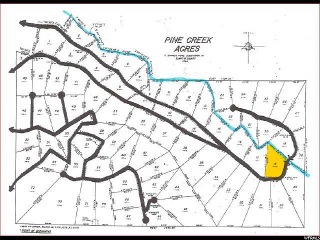 18 A PINE CREEK RD Unit A18 Mount Pleasant, UT 84647 - MLS #: 1391848