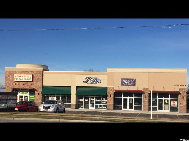 Commercial for Rent at 2173 N 2000 W Clinton, Utah 84015 United States