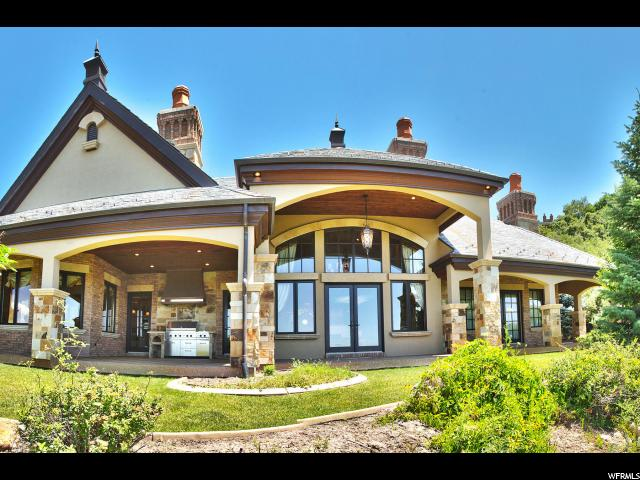 Single Family for Sale at 4601 N FOOTHILL Drive Provo, Utah 84604 United States