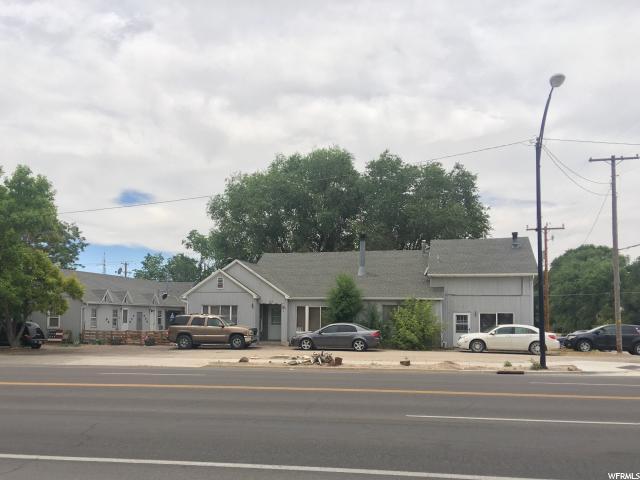 Single Family Home for Sale at 89 N MAIN Gunnison, Utah 84634 United States