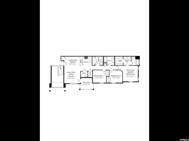 14483 S SELVING WAY LN Unit B301 Herriman, UT 84096 - MLS #: 1393221