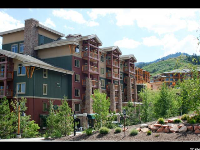 3000 CANYONS RESORT DR Unit 4605 Park City, UT 84098 - MLS #: 1393314