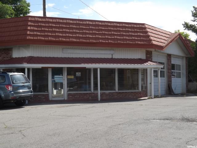 Коммерческий для того Продажа на 109 E 200 S Soda Springs, Айдахо 83276 Соединенные Штаты