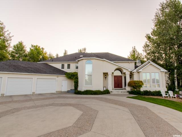 Unique la famille pour l Vente à 2966 N 1600 E North Logan, Utah 84341 États-Unis