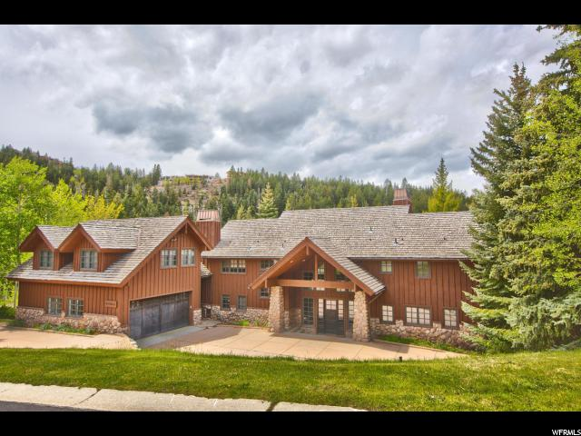 Single Family for Sale at 430 CENTENNIAL Circle Deer Valley, Utah 84060 United States
