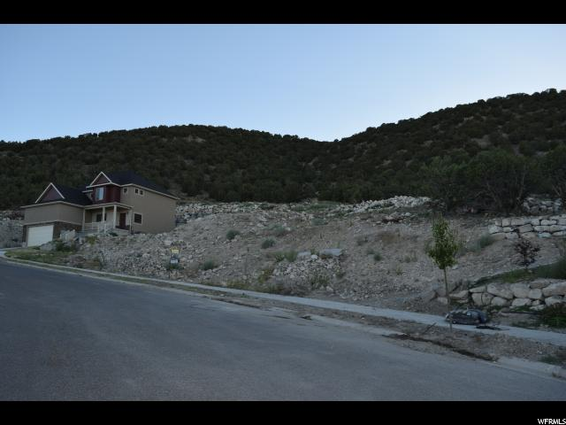 Land for Sale at 3877 E SOUTH PASS CV Eagle Mountain, Utah 84005 United States
