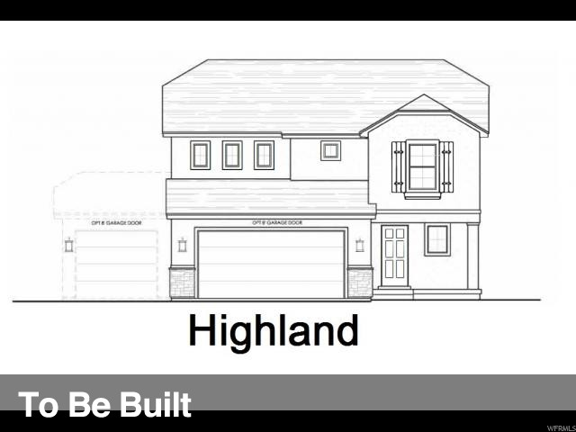 61 N 2560 E CVE Unit HIGHLA Spanish Fork, UT 84660 - MLS #: 1394352