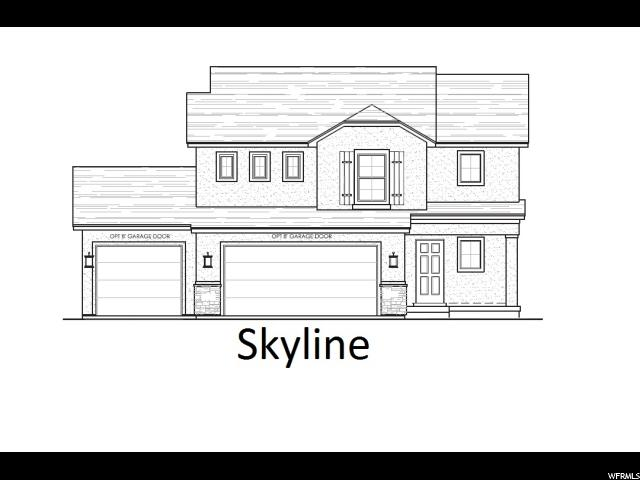 61 N 2560 E CVE Unit SKYLIN Spanish Fork, UT 84660 - MLS #: 1394521