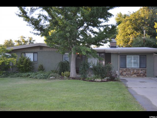Holladay Homes For Sale Rambler Ranch Style