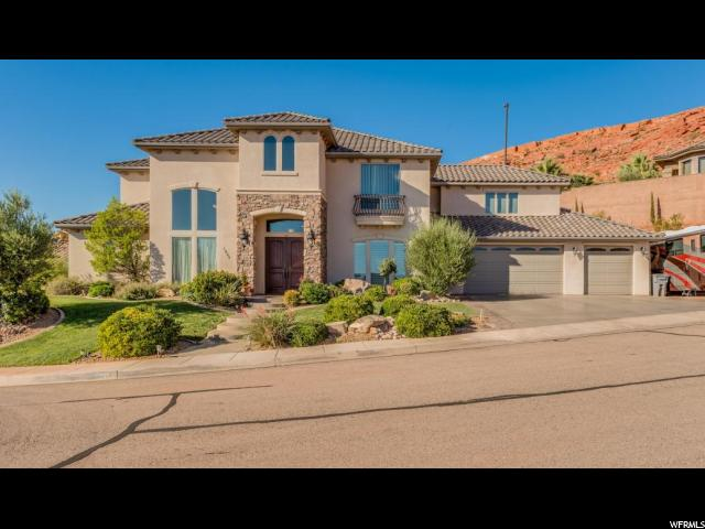 1822 N LABYRINTH DR, St. George UT 84770