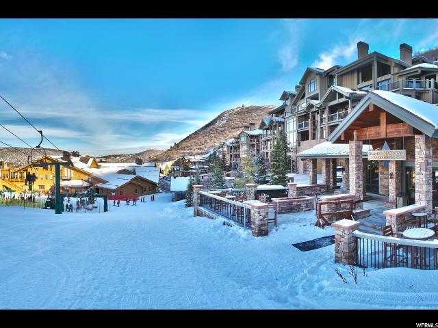 Condominium for Sale at 2280 E DEER VALLEY Drive 2280 E DEER VALLEY Drive Unit: 222 Park City, Utah 84060 United States