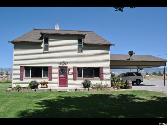 Single Family for Sale at 410 N MAIN Street Centerfield, Utah 84622 United States