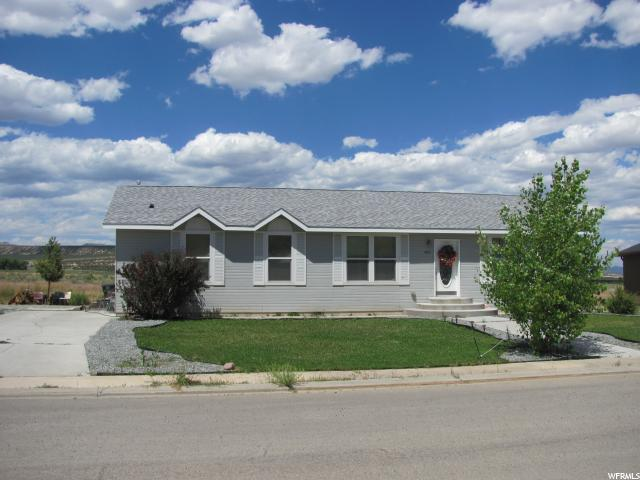 4852 W HILLSIDE DR N, Vernal, UT 84078