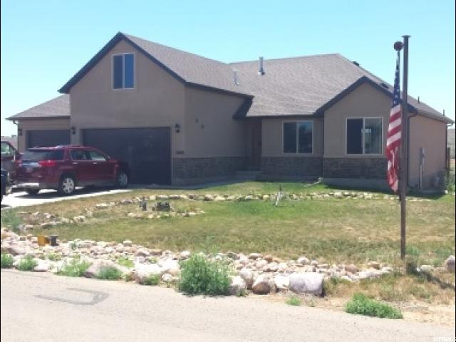 单亲家庭 为 销售 在 3668 E 375 S Ballard, 犹他州 84066 美国