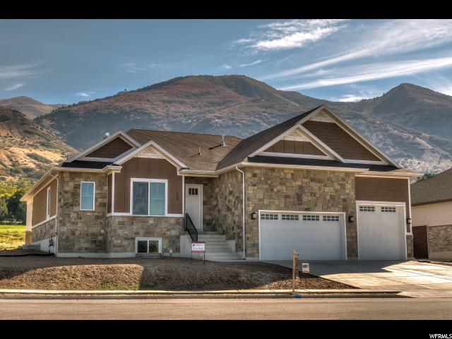 Single Family for Sale at 153 S ELBERTA WAY Fruit Heights, Utah 84037 United States