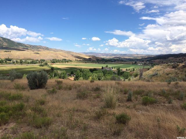 Terreno por un Venta en 194 E CHERRY CANYON Lane Wanship, Utah 84017 Estados Unidos