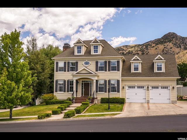 Single Family for Sale at 1156 S FORGOTTEN Lane Providence, Utah 84332 United States