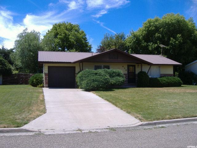 639 N 5TH ST, Montpelier, ID 83254