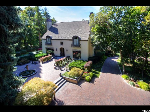Single Family for Sale at 6114 S HOLLADAY Boulevard Holladay, Utah 84121 United States