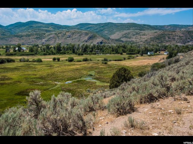Land for Sale at 4200 S WOODENSHOE Lane 4200 S WOODENSHOE Lane Peoa, Utah 84061 United States