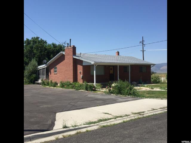 单亲家庭 为 销售 在 193 W 300 S Ephraim, 犹他州 84627 美国
