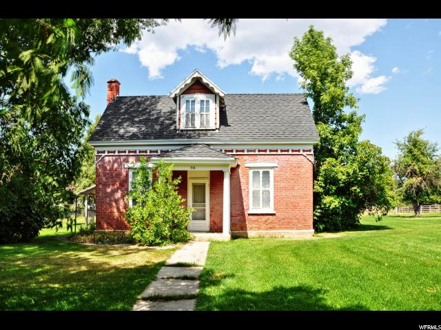 Single Family for Sale at 310 W 200 N 310 W 200 N Midway, Utah 84049 United States