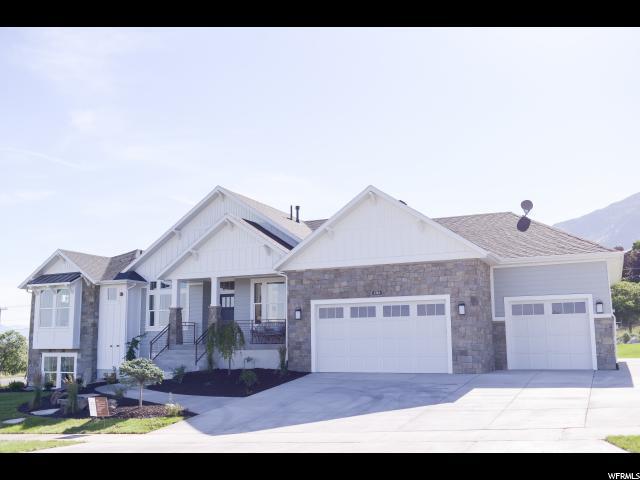 单亲家庭 为 销售 在 1361 N WASHOUGAL Elk Ridge, 犹他州 84651 美国