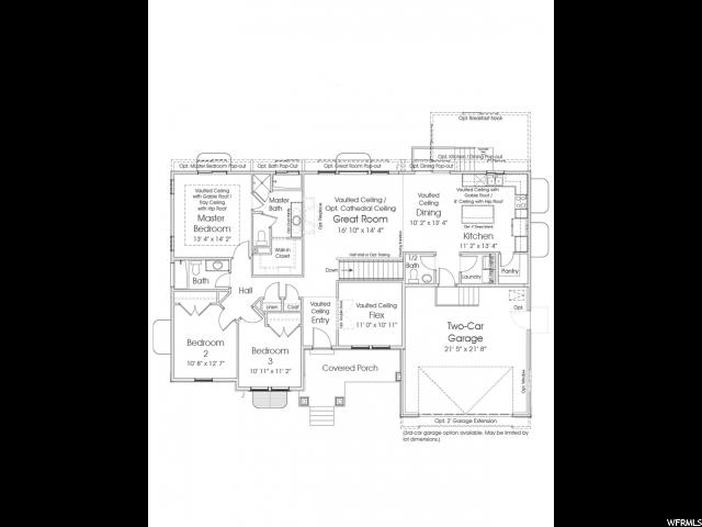 538 N TUNDRA CIR Unit 711 Saratoga Springs, UT 84045 - MLS #: 1397174