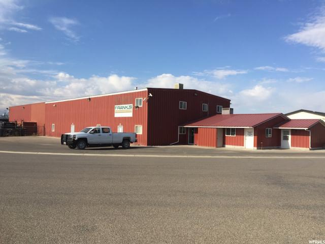 Commercial for Sale at 1304 S 1200 E Vernal, Utah 84078 United States