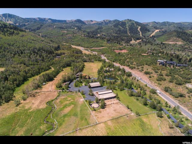 Single Family for Sale at 2189 WHITE PINE CYN Park City, Utah 84098 United States