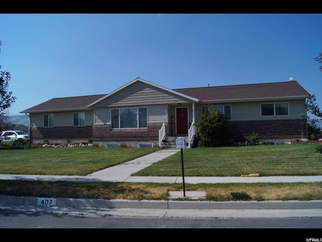 Single Family for Sale at 407 E 1250 S Garland, Utah 84312 United States