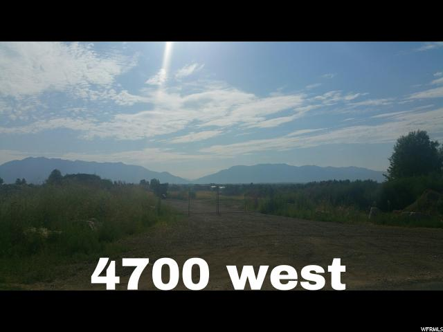 Land for Sale at 5150 S 4700 W Hooper, Utah 84315 United States