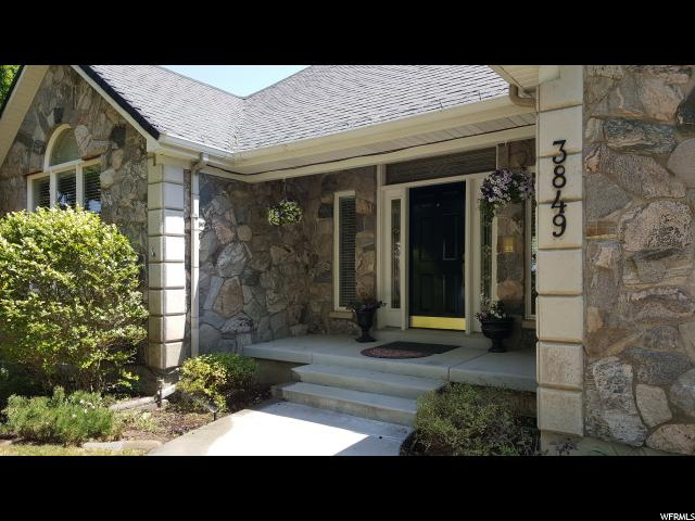 3849 S GLADE HOLLOW WAY Bountiful, UT 84010 - MLS #: 1397675