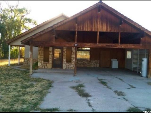 Single Family for Sale at 67 N 100 W Holden, Utah 84636 United States