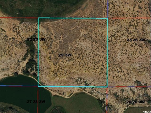 Terrain pour l Vente à Address Not Available Upalco, Utah 84007 États-Unis